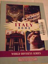 Rome Italy -- World Odysseys Series (DVD, 2002)