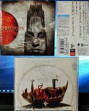 Dominion - Interface (CD, 1996, Pony Canyon Inc., Japan w/OBI) PCCY-01033