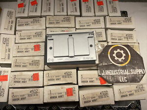 NEW! [LOT OF 32!] ARROW HART 4502 GFCI Cover Plates_Weather Protected_FAST SHIP!
