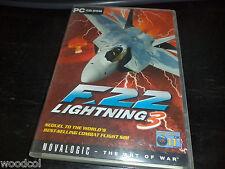 F22 Lightning 3    combat flight simulator  pc game