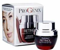 New Sealed Box Progenix Profesional Skin Care Retinol Anti-Wrinkle NIGHT cream