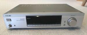 Sony ST-SA5ES FM-AM radio tuner