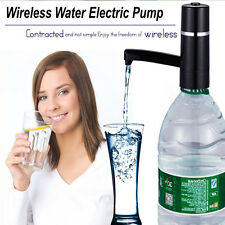New Water Electric Pump Dispenser Gallon Drinking Portable Bottle One Switch