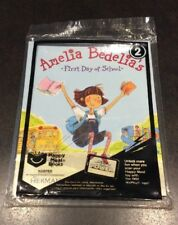 McDonald Happy Meal Toy - Amelia Bedelia's First Day of School Book