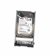"Dell 146GB 2.5"" SAS 6GB/s 15k 16MB Hot Swap HDD Server Hard Drive In Caddy W328K"