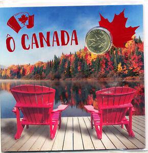 2018 O CANADA 5-COIN GIFT SET