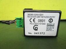 HONDA CR-V MK2 (01-06) KEYLESS RECEIVER UNIT 38385SAAG01