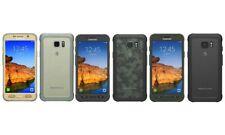 Samsung Galaxy S7 active SM-G891 32GB Gold Green Gray Unlocked B Very Good
