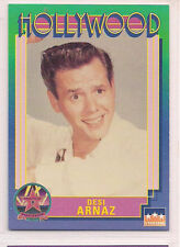 1991 Starline Hollywood Walk of Fame Desi Arnaz