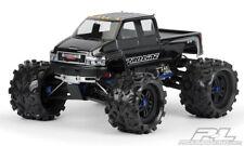 GMC TopKick Body T/E-MAXX REVO MGT SAVAGE #PRO332600