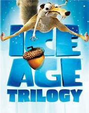 Ice Age Trilogy (Blu-ray Disc, 2013, 3-Disc Set, Canadian)