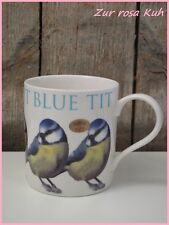 The Leonardo Collection - Kaffee Becher / Tasse - Blau Meise - Vogel - Blue Tit