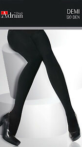 Classic Tights 120 Den Opaque for autumn and winter size S M L Adrian Demi