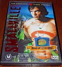 SMALLVILLE - THE COMPLETE FIRST SEASON 6 DISC SET (REGION 4 RATED M15+)