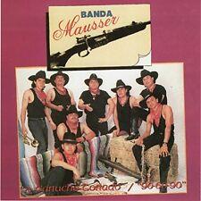 Banda Mausser A Cartucho Cortado  CD New Sealed