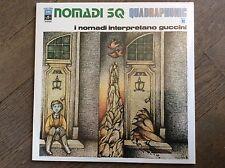 I Nomadi - Interpretano Guccini- LP Edizione Limitata N150 Di 500