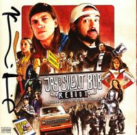 Kevin Smith autographed auto Jay & Silent Bob Reboot movie soundtrack CD booklet