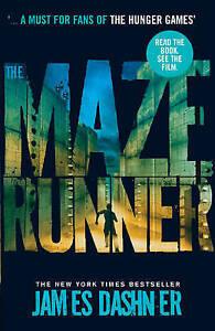 The Maze Runner by James Dashner (Paperback, 2011)