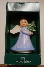 Goebel Angel Figure Ornament 1979 2nd Ed. Annual In Orig. Box