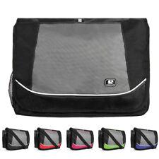"""SumacLife Canvas Laptop Shoulder Messenger Bag For 15.6""""HP ProBook/Acer Aspire 3"""