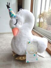 Oh Joy! Target Plush Toy Party Swan with Gold Feet (NEW) Free Shipping