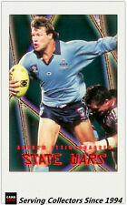 1996 Dynamic Rugby League Trading Cards Series 2 State Wars SW1:A. Ettingshausen