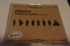 Athena Metheran Seferi 12 Dev Adam Single Cd Hard To Find Import Ska Punk Rock