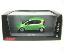 Opel Agila (Verde Oscuro)