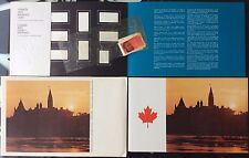 1971 CANADA SOUVENIR COLLECTION CARD 13 --- RARE Extra Fair & original envelope