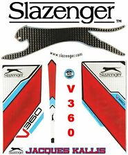 Latest Slazenger V360 2017 World Cup Edition English Willow cricket bat stickers
