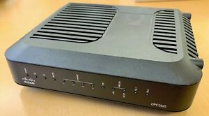 Cisco DPC3925 8x4 DOCSIS 3.0 Wireless Residential Gateway with Voice 802.11b/g/n