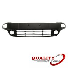 FRONT BUMPER GRILLE WITH FOG LIGHT LAMP SPOT HOLES FIAT PUNTO EVO 2010- NEW