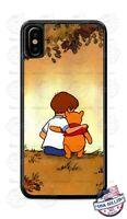 Disney Christopher Robinson Winnie Phone Case Cover For iPhone Samsung LG Google