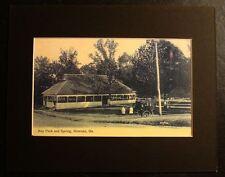 RAY PARK AND SPRING, NEWNAN, GA., Print