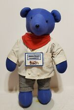 "NABCO - VIB Collection, James Beard, 18"" tall, Made in 1988, TA"
