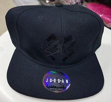 Jordan Cap 842599-011 Black Adult Unisex
