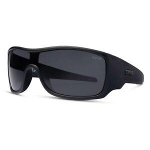 Liive Vision Sunglasses - Kaos Polarized Matt Black - Floating  - Live Sunglasse