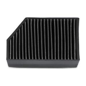 Fit 05-18 VW Jetta/GTI/Passat Audi A3/Q3/TT Drop-In Panel Cabin Air Filter Black