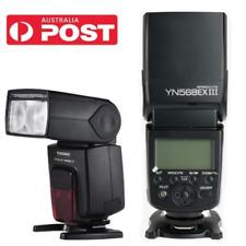 YONGNUO YN-568EX III Master & Slave TTL Flash Speedlite with HSS for Canon AU