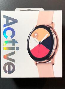 Samsung Galaxy Watch Active GOLD [ SM-R500 ] NEW