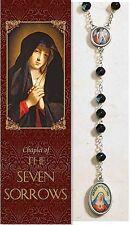 Seven Sorrows of Mary Chaplet (PS350) (rosary) NEW