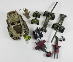 Mixed Lot of Halo Mega Bloks - Incomplete Sets (See pictrues)