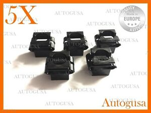 NEW UNDER ENGINE COVER CLIPS WHEEL ARCH CLIPS FOR AUDI SKODA VW 5X 4A0805163
