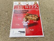 APRIl 13 2018 THE WEEK Magazine- DISCOVERING TRUMP LAND - ROSEANNES RETURN