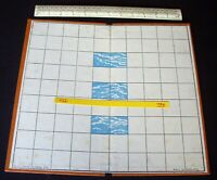 Vintage 1940s/50s era Spare Board for Gibson Wargame L'Attaque  (786)