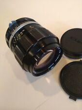 Nikon 105mm f/2.5 Nikkor non-Ai lens, tested