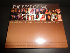 THE BEST OF ME by DAVID FOSTER-A Collection of his Greatest Works--16 selections