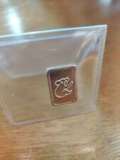 Johnson Matthey Koalagram 5 Gram Silver Bar - Serial #00950