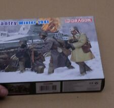 Dragon 6744 1:35 Soviet Infantry Winter 1941