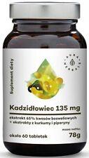Aura Herbals Kadzidłowiec+Kurkuma+Piperyna 60Tabl.